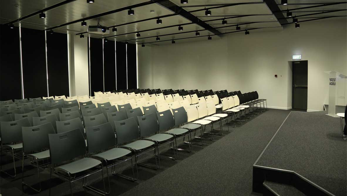 AGBU Building photo auditorium
