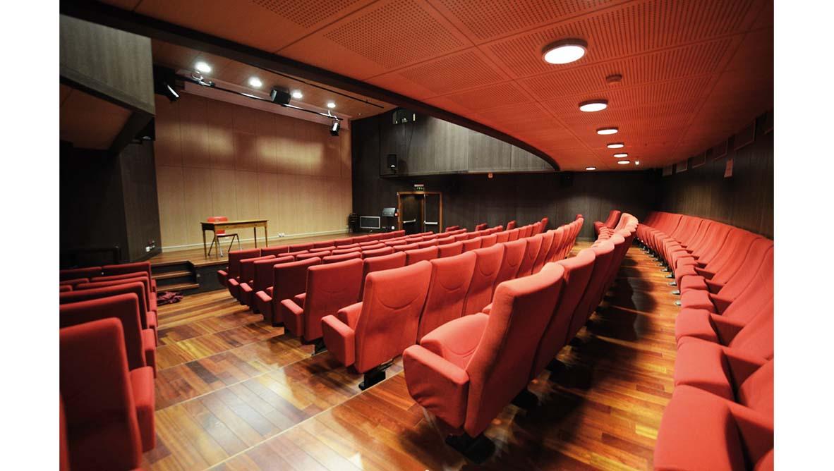 Intérieur auditorium