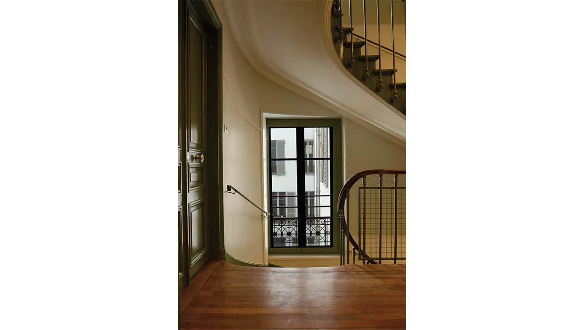 Escalier intérieur 2