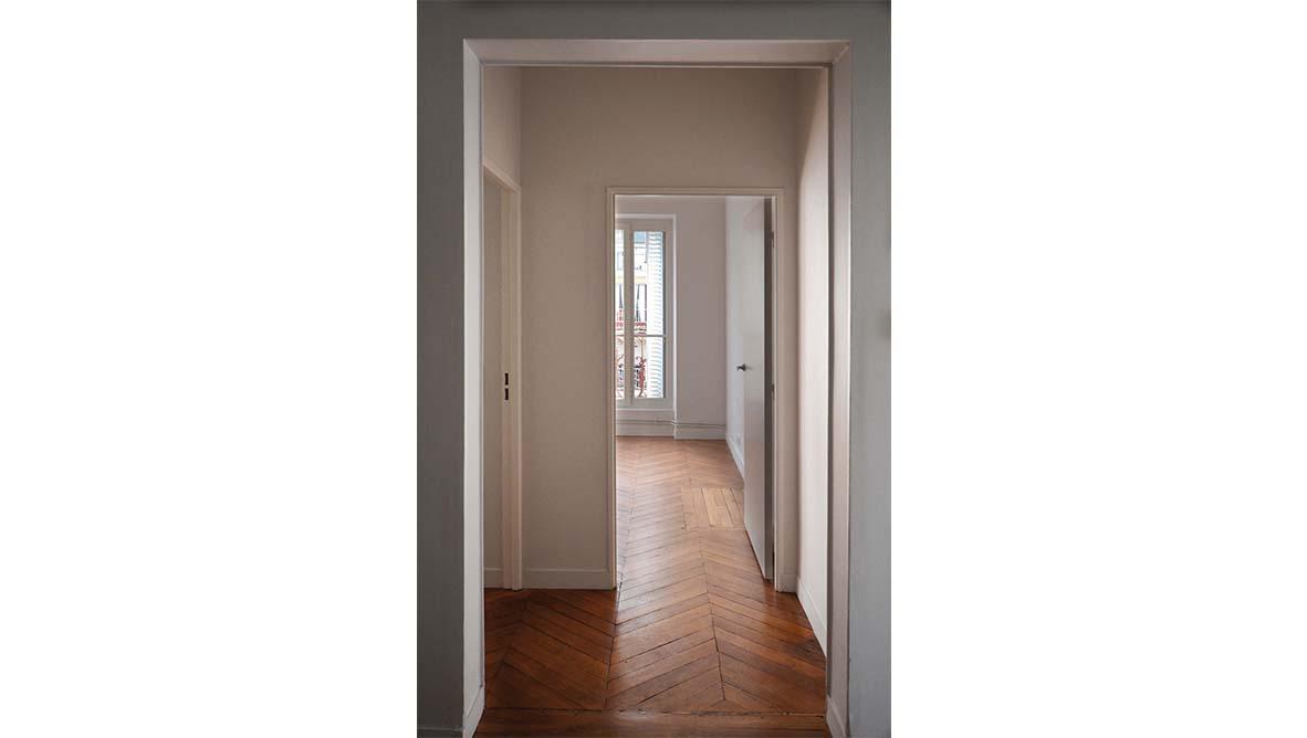 Intérieur appartement 1
