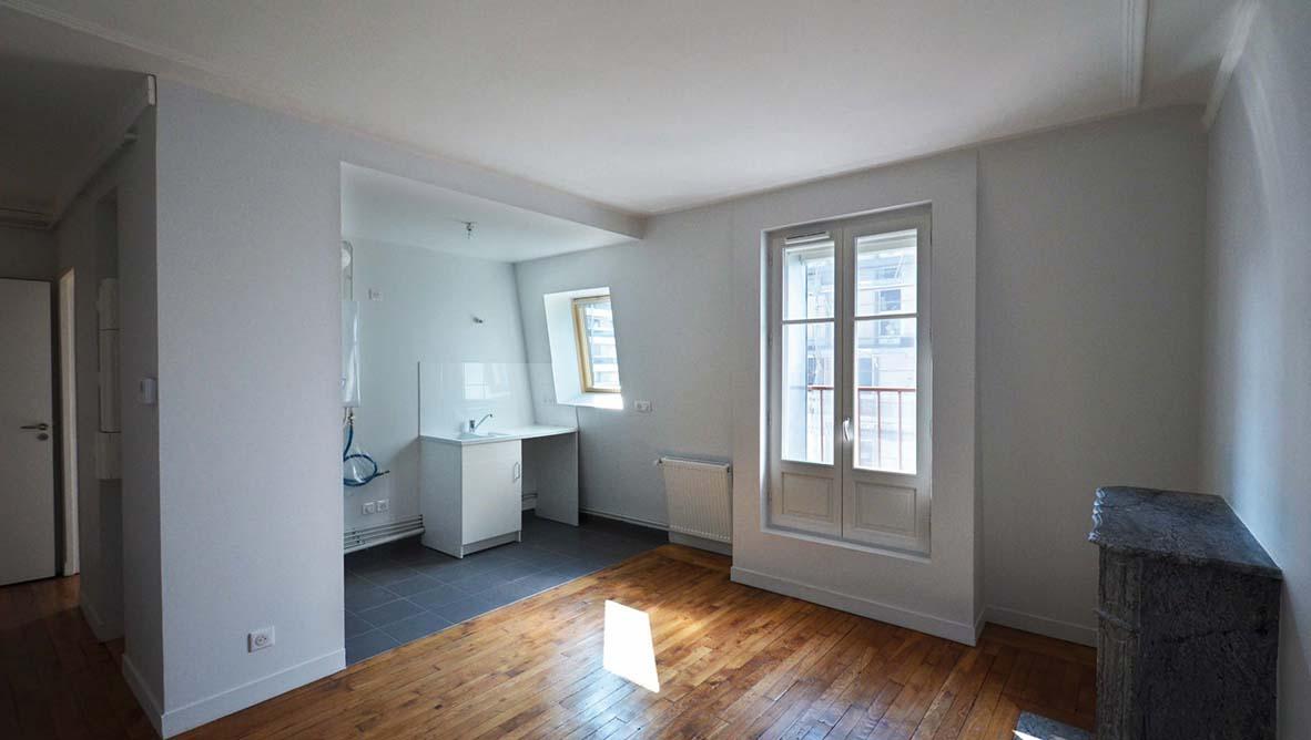 Intérieur appartement 2