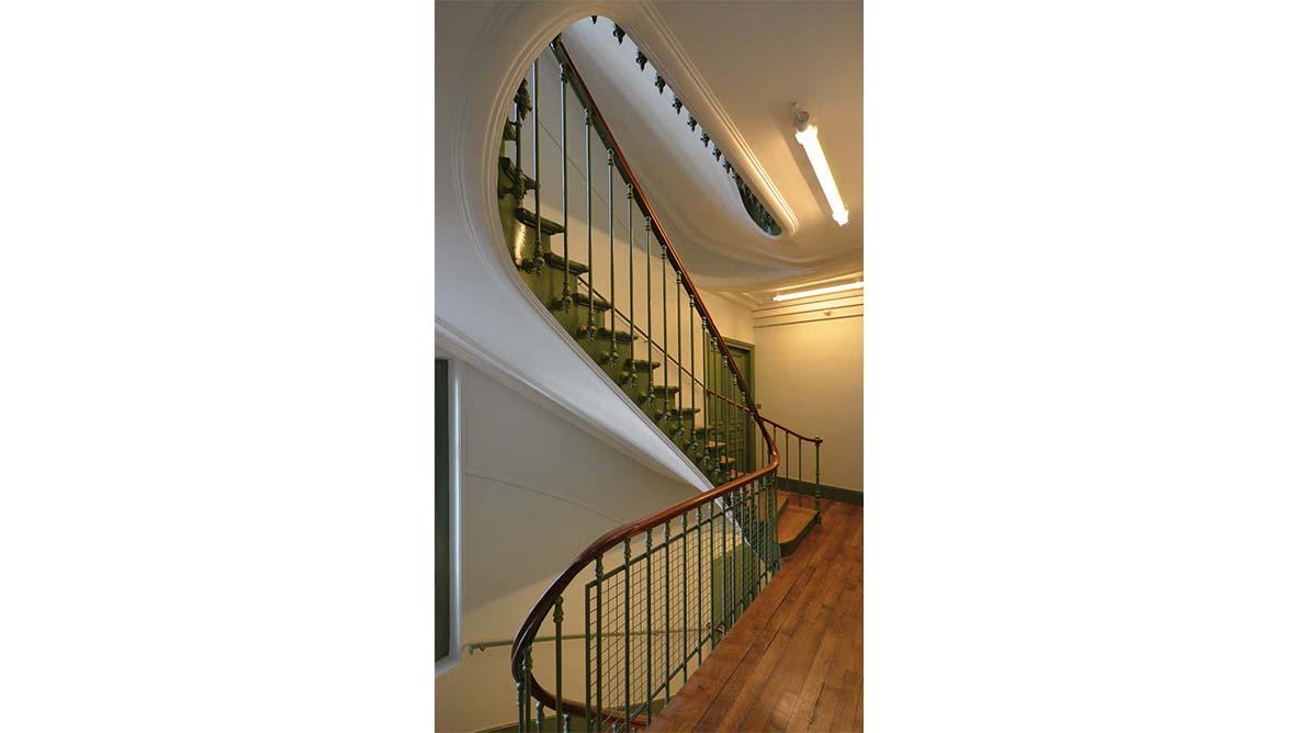 Escalier intérieur 3