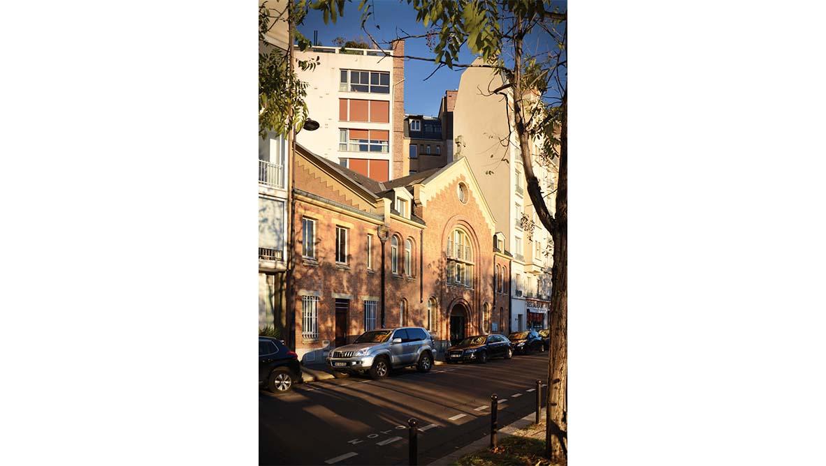 Façade extérieur coté rue - 2