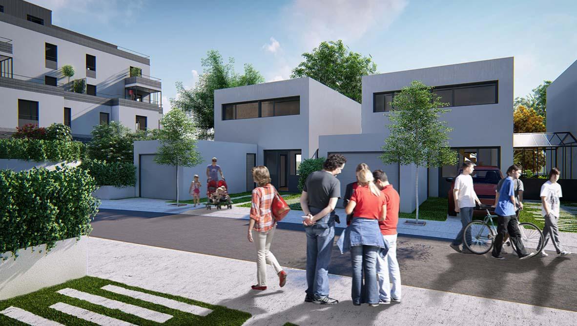 Illustration résidence extérieur 3