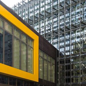 Projet Fernier et Associés AGBU Building
