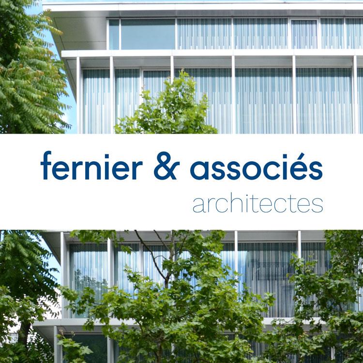 Page d'accueil Agence Fernier et Associés