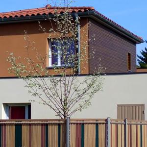 Projet Fernier et Associés un hameau en ville