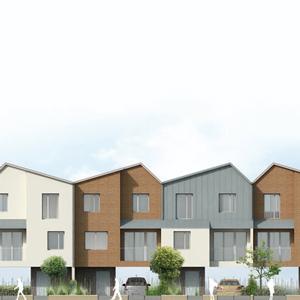 Projet Fernier et Asscoiés maisons sur pilotis